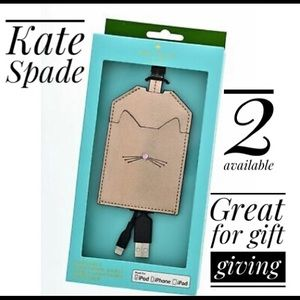 Kate Spade Portable Lightening Cable for Apple